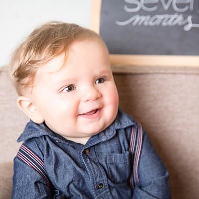 Liam Seven Months