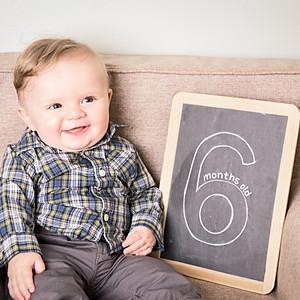 Liam Six Months