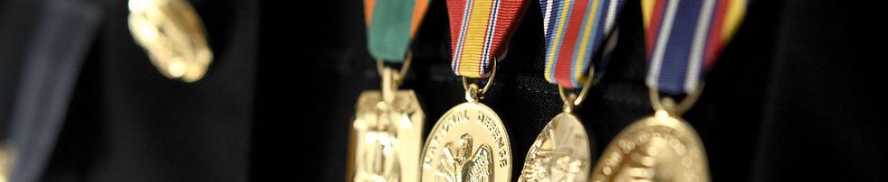 Medale Army