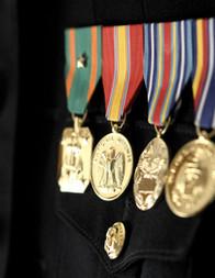 Solenidades de Outorga de Comendas e Medalhas