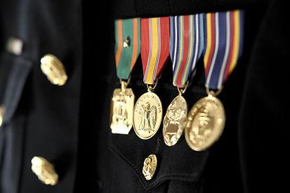 Médailles de l'armée