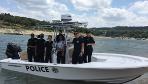 Travis County Pct. 2 Law Enforcement Explorers Angling To Help At Fishing Tournament