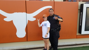 Pct. 2 Participates in Team Texas Special Olympics Send-Off
