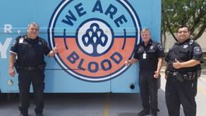 9th Annual Constable Adan Ballesteros Blood Drive A Success