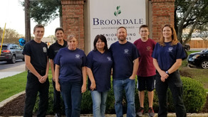 Pct. 2 Attends Brookdale Senior Living Fall Carnival