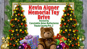 Cpl. Kevin Aigner Memorial Toy Drive Benefits Helping Hands Home For Children