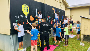 Community Outreach Extends to Davis Elementary