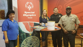 Deputy Deleon and Dunkin Donuts Partner Up For Tip-A-Cop