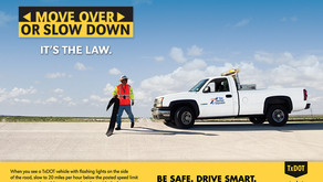 Move Over Law Initiative Proven Successful in Educating Drivers