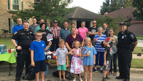 National Night Out Parties With Pct. 2