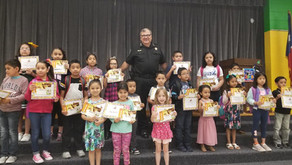 Constable Awards Presented To Students At Cook Elementary