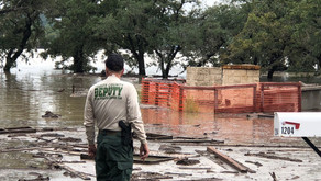 Travis County And Pct. 2 Flooded With Historic Rains