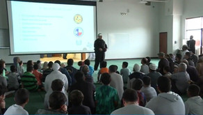 Constable Adan Ballesteros Partners With Local Mosque To Provide Active Shooter Training