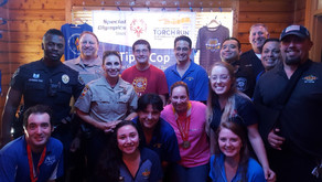 Special Olympics Texas And Pct. 2 Partner Up For Tip A Cop At Texas Roadhouse