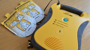 AEDs to be placed in Pct. 2 patrol cars