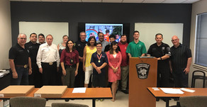 Central Texas Crime Prevention Association Meets At Pct. 2