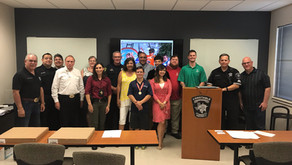 Central Texas Crime Prevention Association Meets At Pct. 2