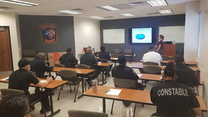 National Center For Missing and Exploited Children Instructs Constable Deputies On Child Trafficking