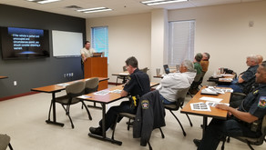 Pct. 2 oversees training on courtroom security and other topics