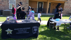 Pct. 2 Deputies Help With Outreach Event