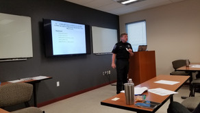 Organized Gang Activity and Courtroom Security Training Held At Pct.2