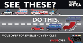 Pct. 2 Educating Drivers With Move Over Initiative