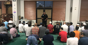 Constables Working With The NAMCC Through Ramadan
