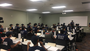 Travis County Constable Pct. 2 Explorer in the Academy