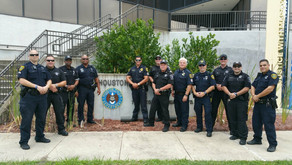 Constables receive commendation for Hurricane Harvey response