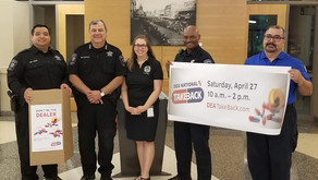 National DEA Drug Take Back Day Proves Successful Once Again