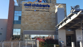 Dell Children's Hospital and Boys and Girls Clubs of Austin Receive Toy Donations