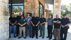 Court Room Security Training Course Provided To Lago Vista Police Department