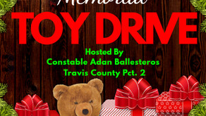 Corporal Kevin Aigner Memorial Toy Drive Underway