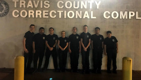 Explorer Post 711 Gets Scared Straight At Travis County Correctional
