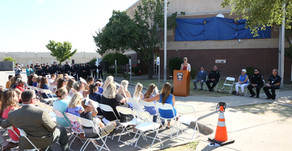 Dedication Ceremony For Corporal Kevin Lee Aigner Building