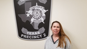 Pct. 2 Welcomes New Dispatcher