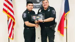 Explorer Captain Jonathan Espinoza Honored For His Service