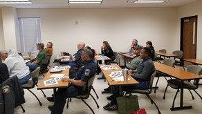 Ongoing Courtroom Security Training Provided to Multiple Agencies