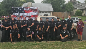 Pct. 2 Celebrates Fourth of July Attending Parades Around Travis County