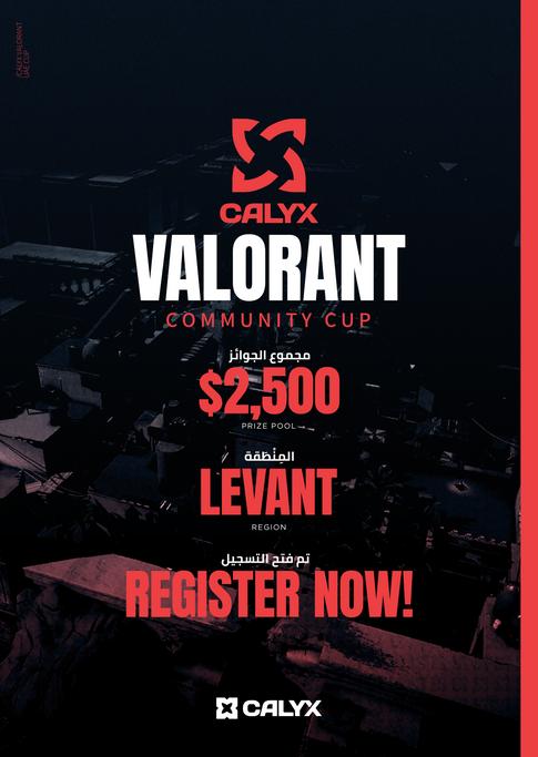 Calyx Valorant Community Cup