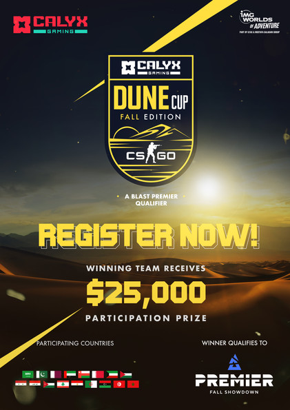 Dune Cup: Fall Edition