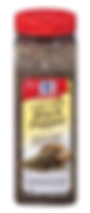McCormick Table Ground Black Pepper, 16