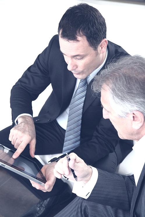 Executive cybersecurity coaching