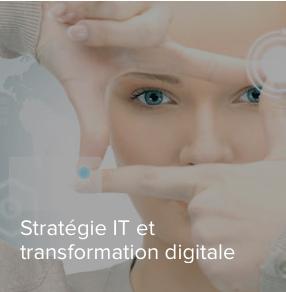 Stratégie digitale et IA