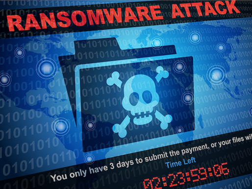 Companies about to be sanctioned by the Government in case they pay cyber-ransom