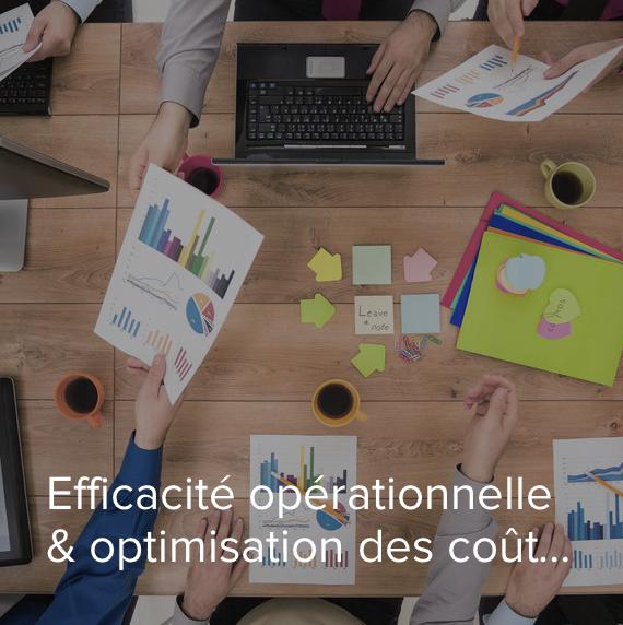 Optimisation coûts TI