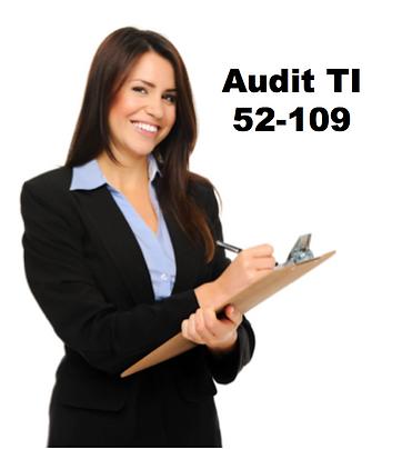 Se préparer à un audit TI 52-109