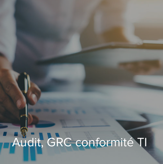 Audit GRC conformité TI