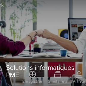 Solutions informatiques PME