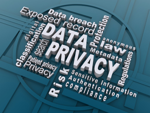 Privacy of personal customer data